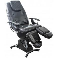 Педикюрное косметологическое кресло НАДИН 4 электромотора