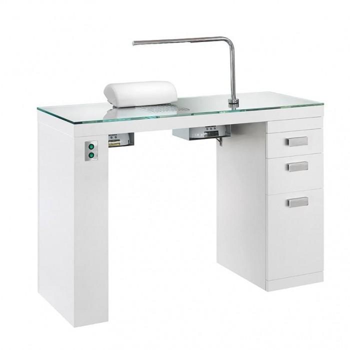 Маникюрный стол Smart Nails с вытяжкой С